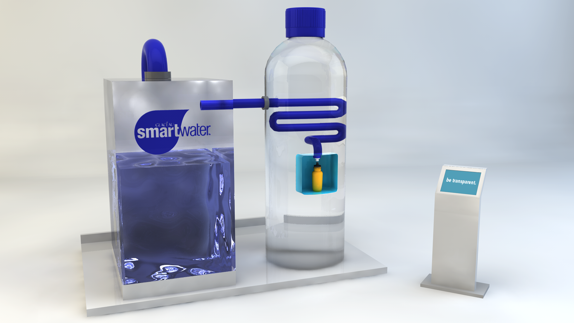 SmartWater Station
