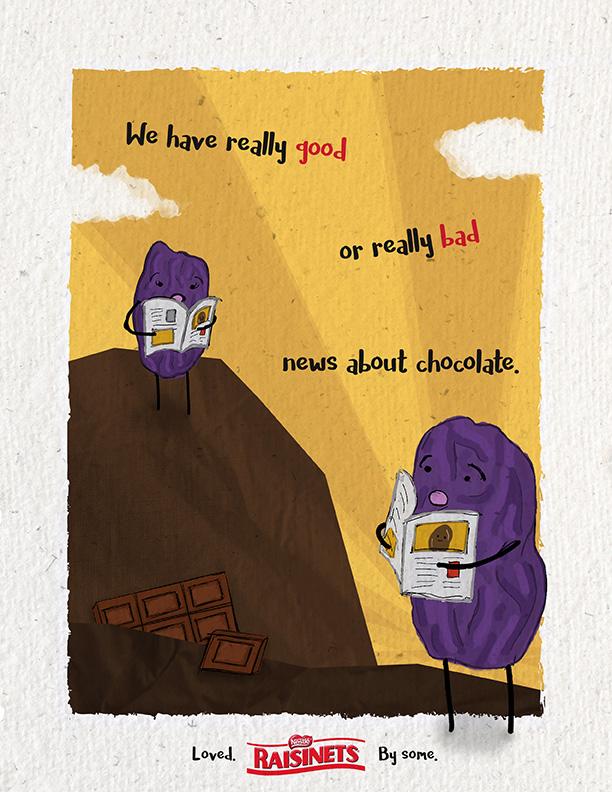 Raisinets Chocolate