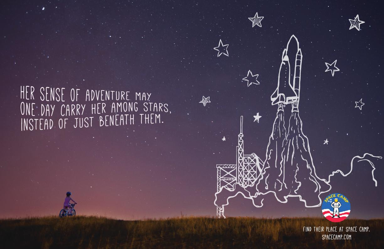 Space Camp Print