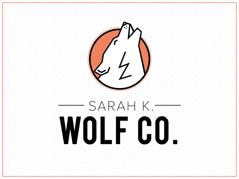 Sarah K. Wolf Personal Logo