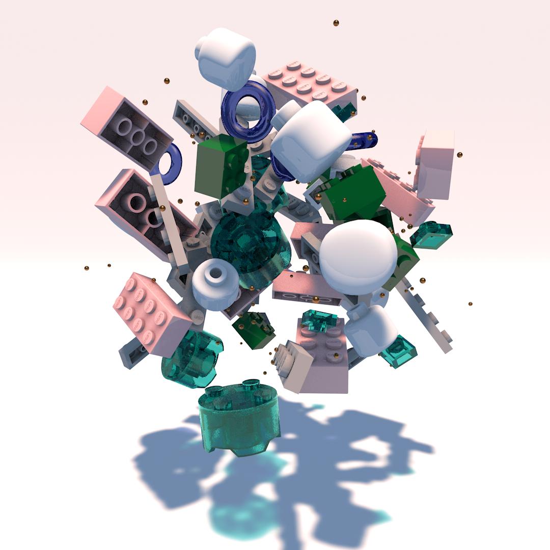 LEGO Cluster