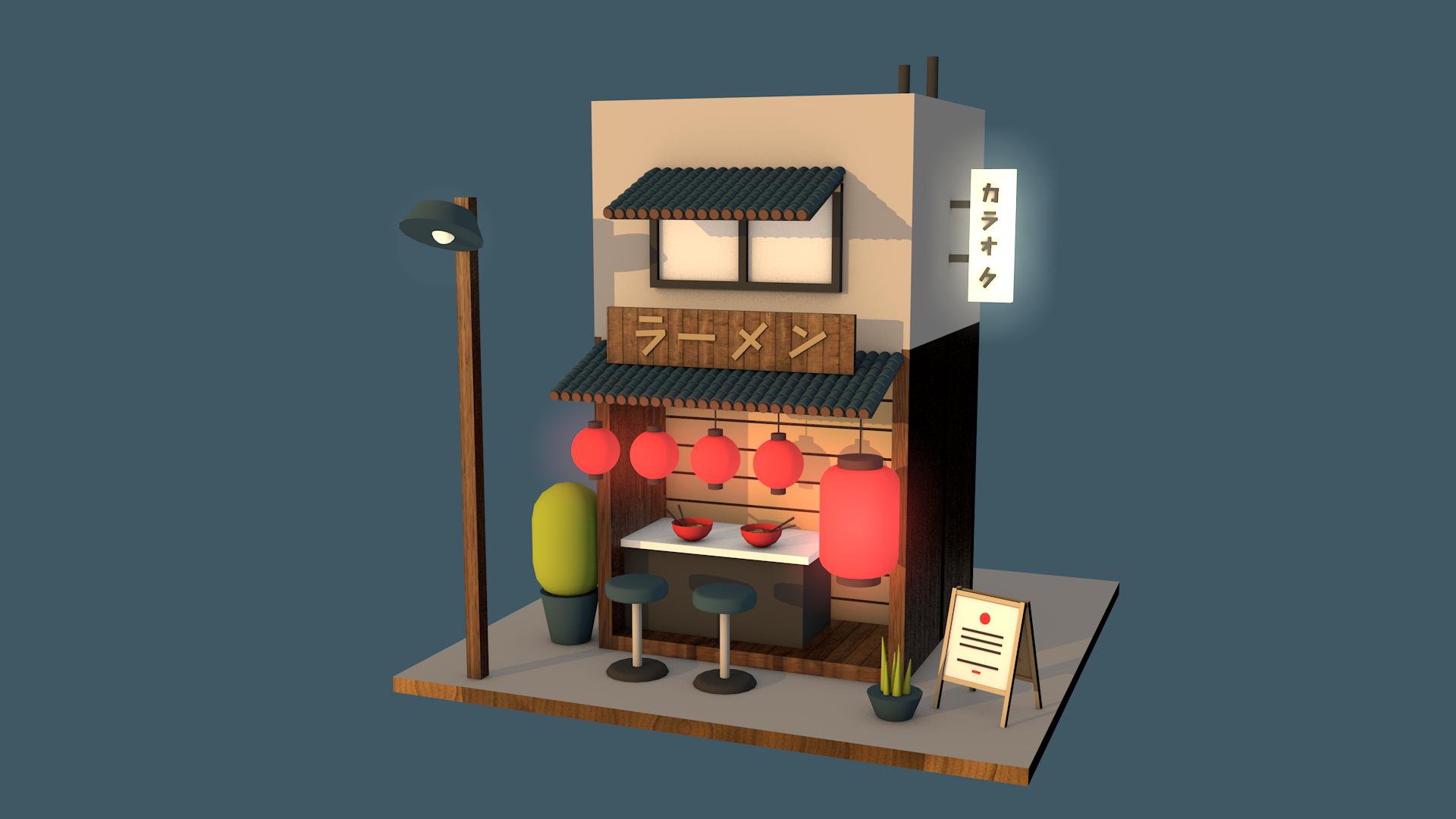 HollyYounce_RamenRestaurant
