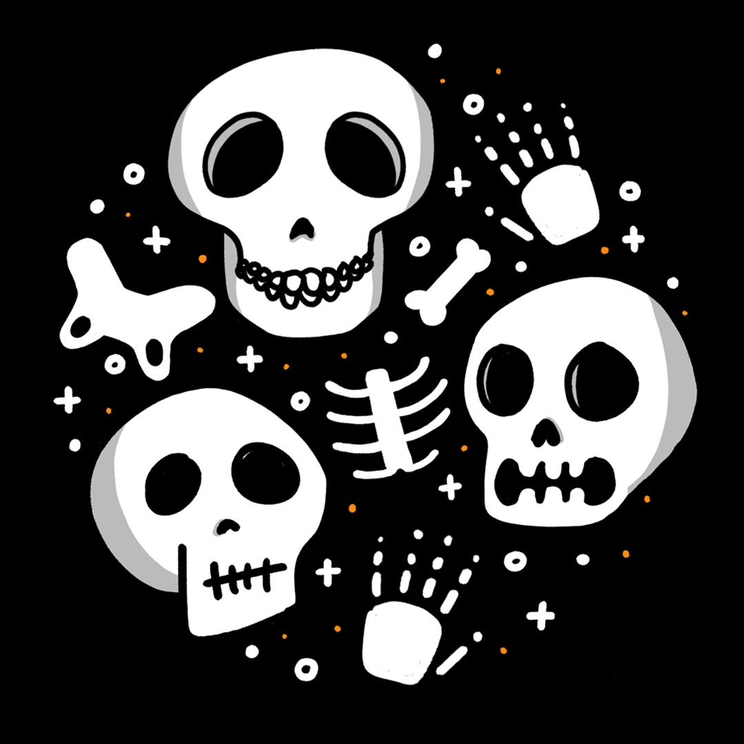 spooky-doodles-skeletons